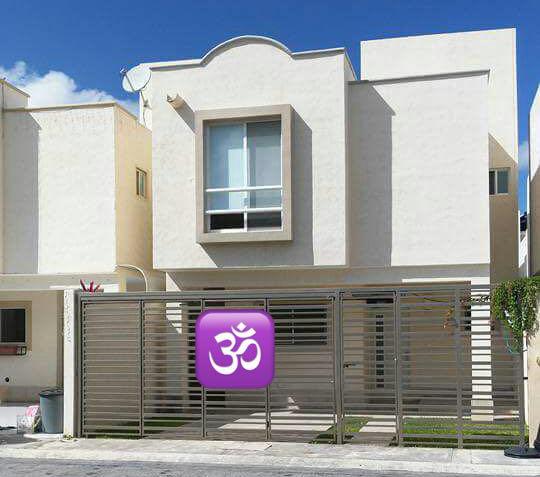 Linda casa amueblada de 3 habitaciones en Jardínes del Sur