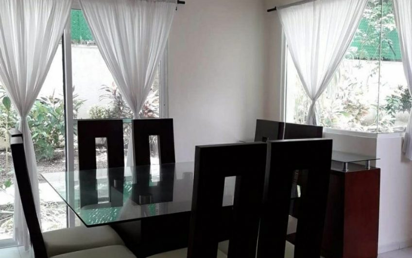 ¡Hermoso departamento amueblado en Cancún listo para ocupar!