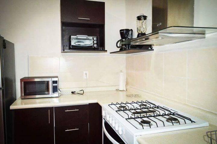 Se vende bonito departamento de 3 recamaras y 2 baños completos bien equipado