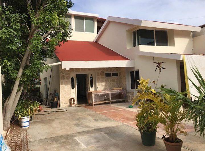 Venta de Casa de 4 recamaras SM 2A Cancún