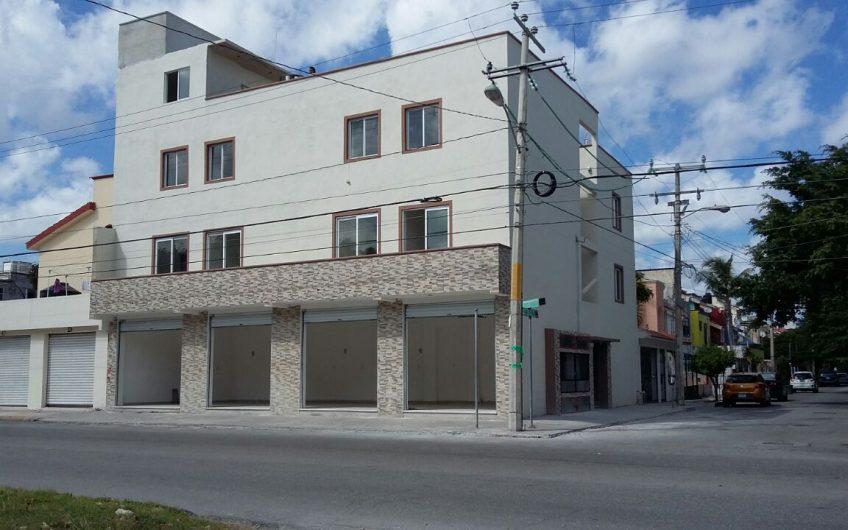 Céntrico Departamento Amueblado En Cancún