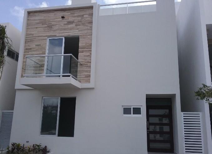 Casa En Venta EN Aqua 5 Recamaras Alberca y Cuarto de Servicio