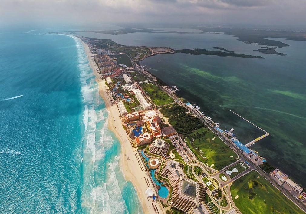 zona hotelera de cancun
