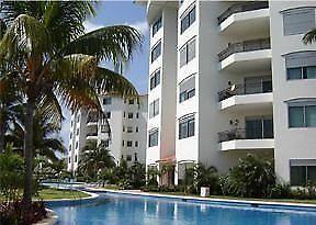 VENDO DEPARTAMENTO EN ZONA HOTELERA DE CANCUN. 1 REC-2B. RESIDENCIAL NAUTICO DE LUJO.