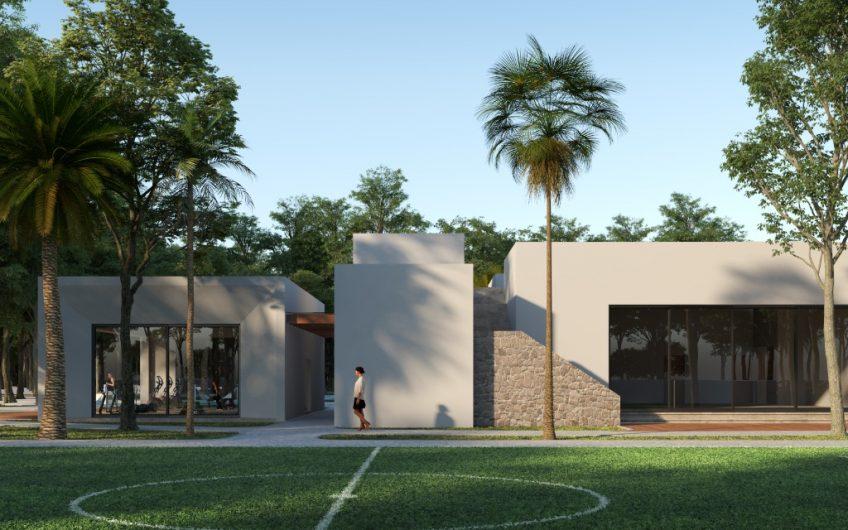 Excelentes lotes residenciales a solo 7 minutos de la playa en Riviera Maya